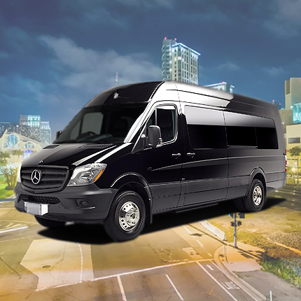 san diego corporate mercedes sprinter